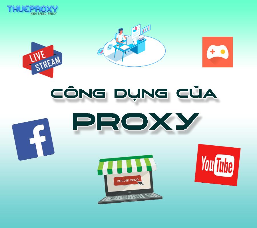 Lợi Ích Khi Mua Proxy Tại Thueproxy.vn