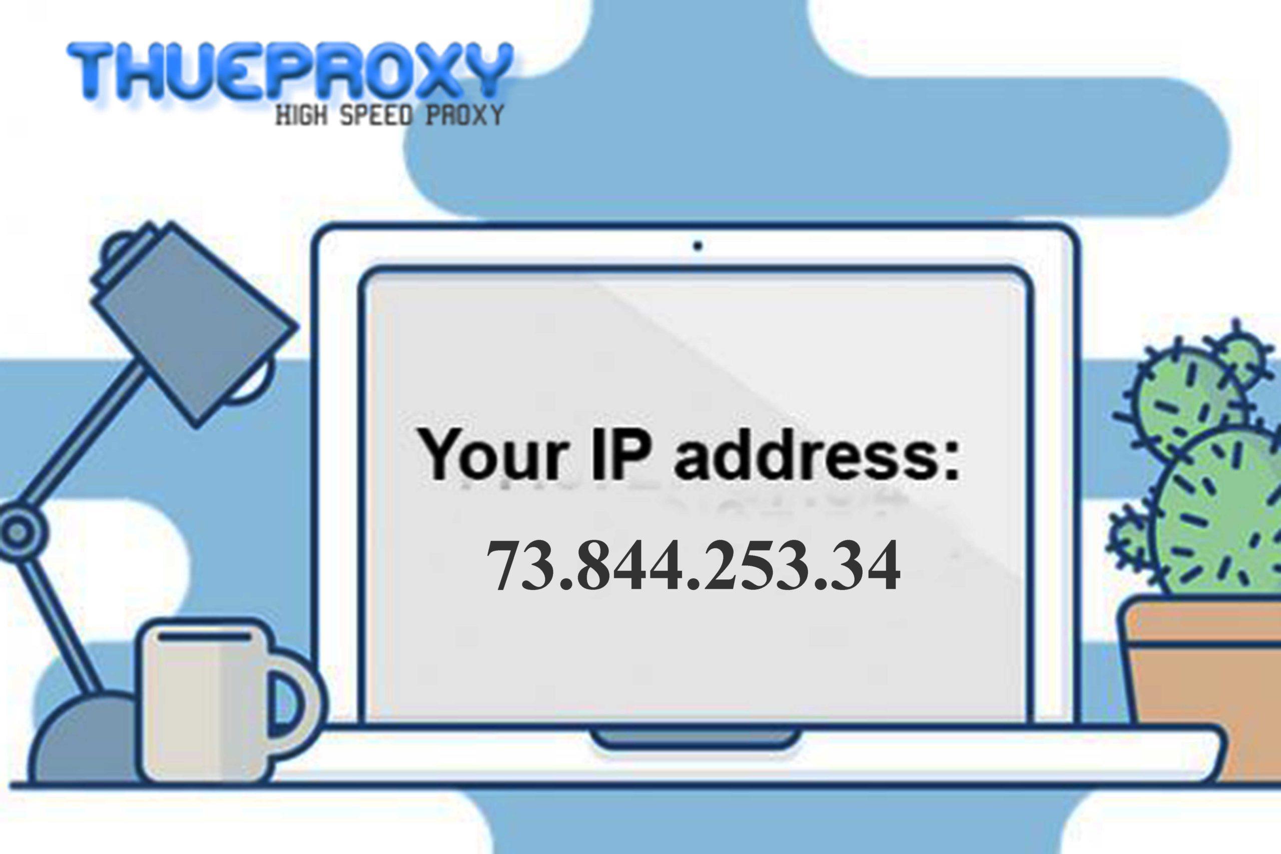 IP là gì? private proxy là gì?