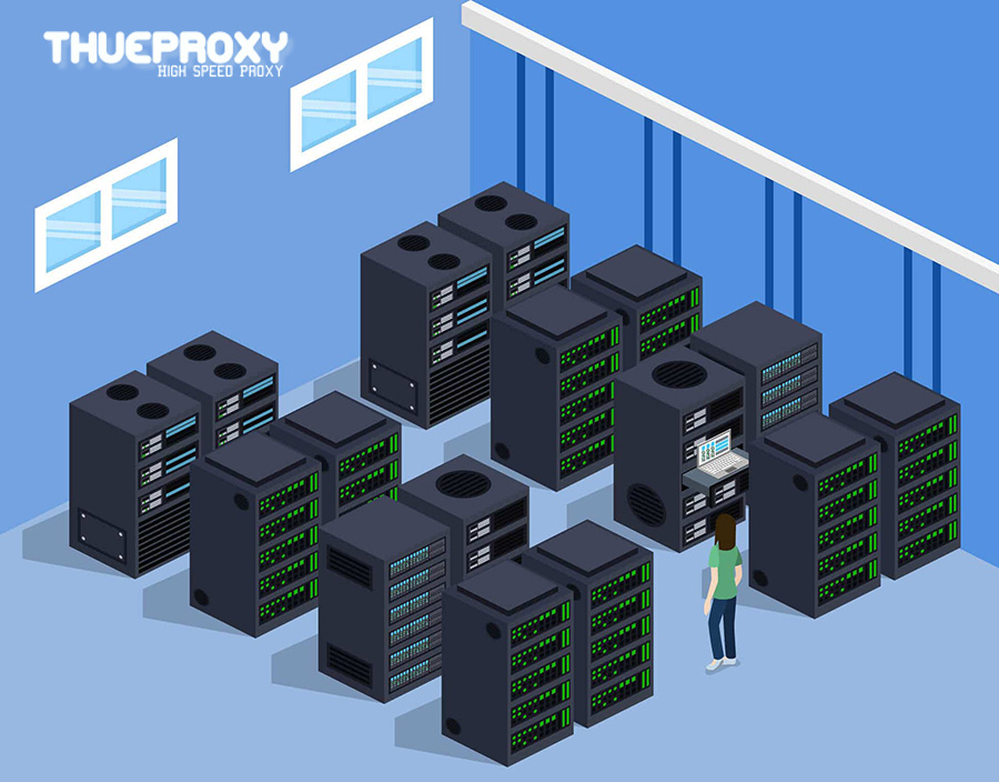 Proxy Dân Cư Là Gì? Mua Proxy Dân Cư Giá Rẻ Tại Thueproxy.vn